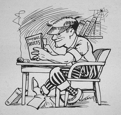 1909_Tyee_-_football_illustration_2 (2)