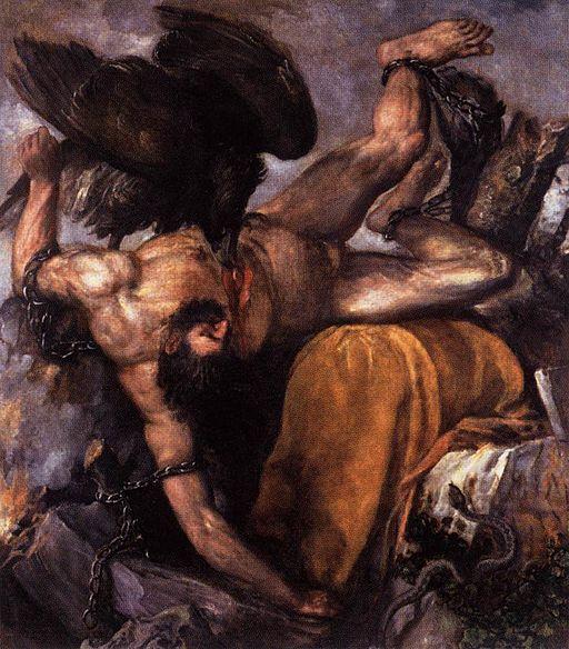 Titian [Public domain], via Wikimedia Commons