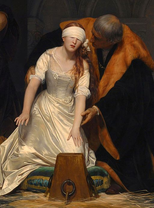 Paul Delaroche [Public domain], via Wikimedia Commons