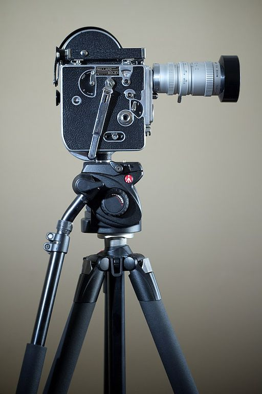 By Sean P. Anderson from Dallas, TX, USA (Bolex H16) [CC-BY-2.0], via Wikimedia Commons