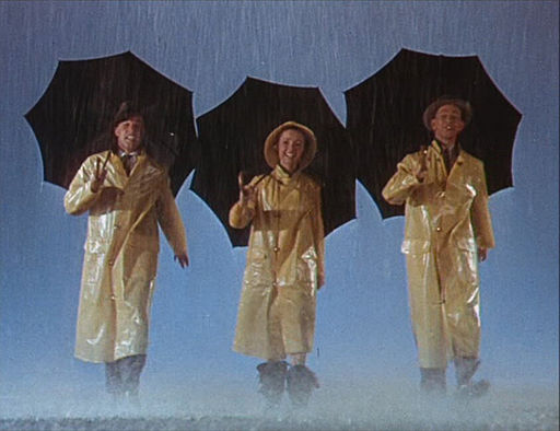 By Trailer screenshot (Singin' in the Rain trailer) [Public domain], via Wikimedia Commons