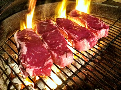 By _BuBBy_ from USA (365 Days Project 188/365: Saturday Night Grilling) [CC BY 2.0], via Wikimedia Commons