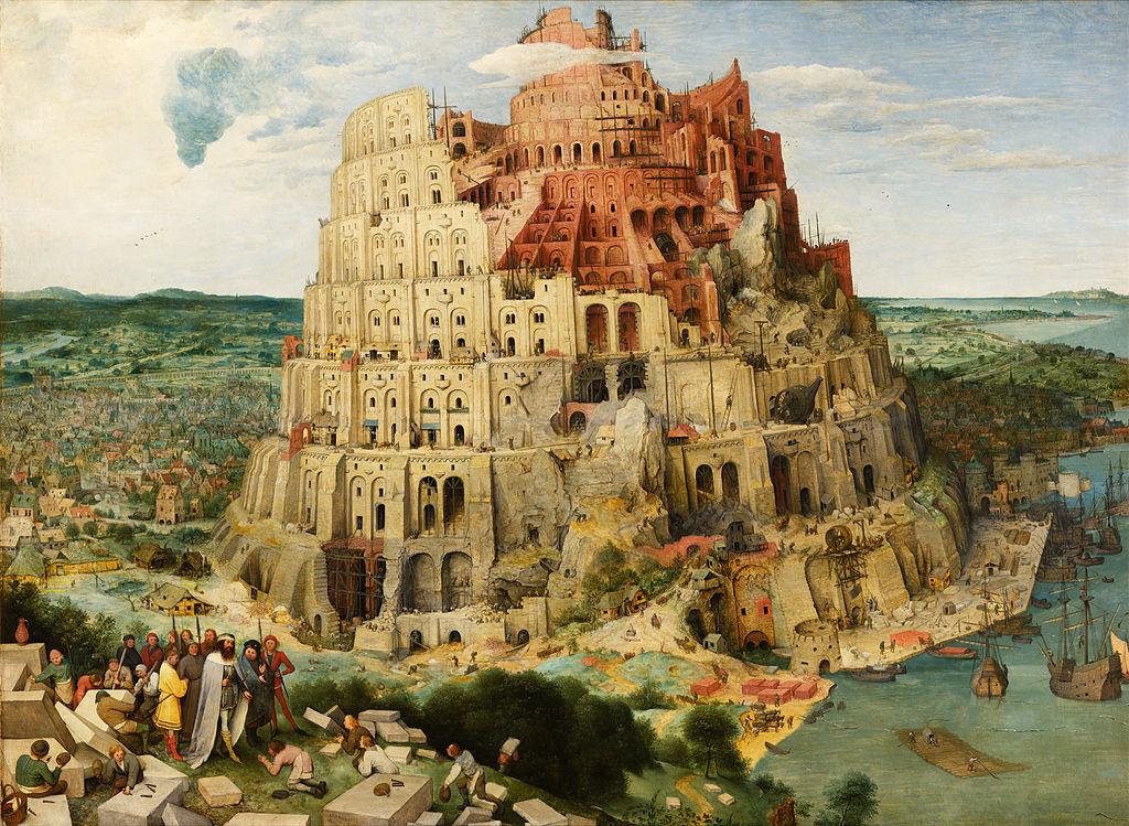 Pieter Brueghel the Elder (1526/1530–1569) [Public domain or Public domain], via Wikimedia Commons