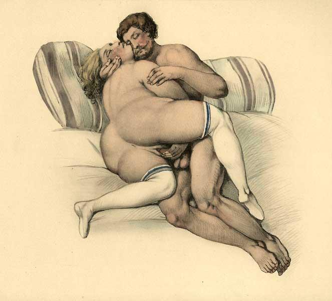 секс в рисунках