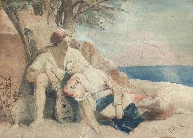 By Karol Miller (1835 - 1920) [Public domain], via Wikimedia Commons