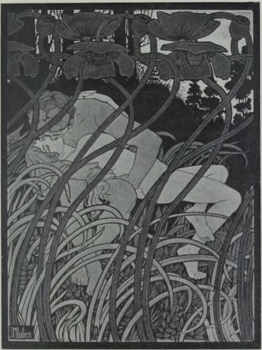 By Ephraim Moshe Lilien (E.M. Lilien sein Werk) [Public domain], via Wikimedia Commons