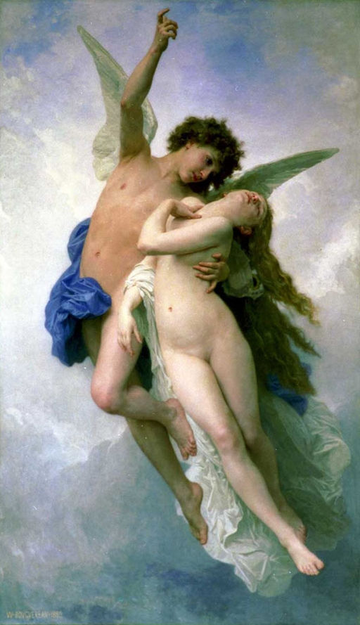 William-Adolphe Bouguereau [Public domain], via Wikimedia Commons