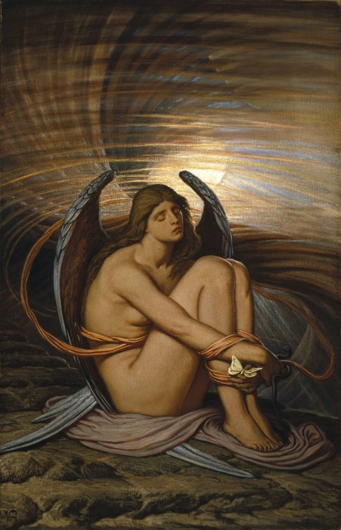 Elihu Vedder [No restrictions or Public domain], via Wikimedia Commons