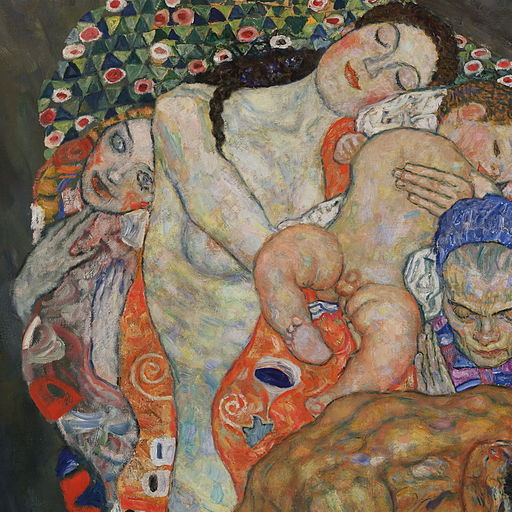 Gustav Klimt via Wikimedia Commons